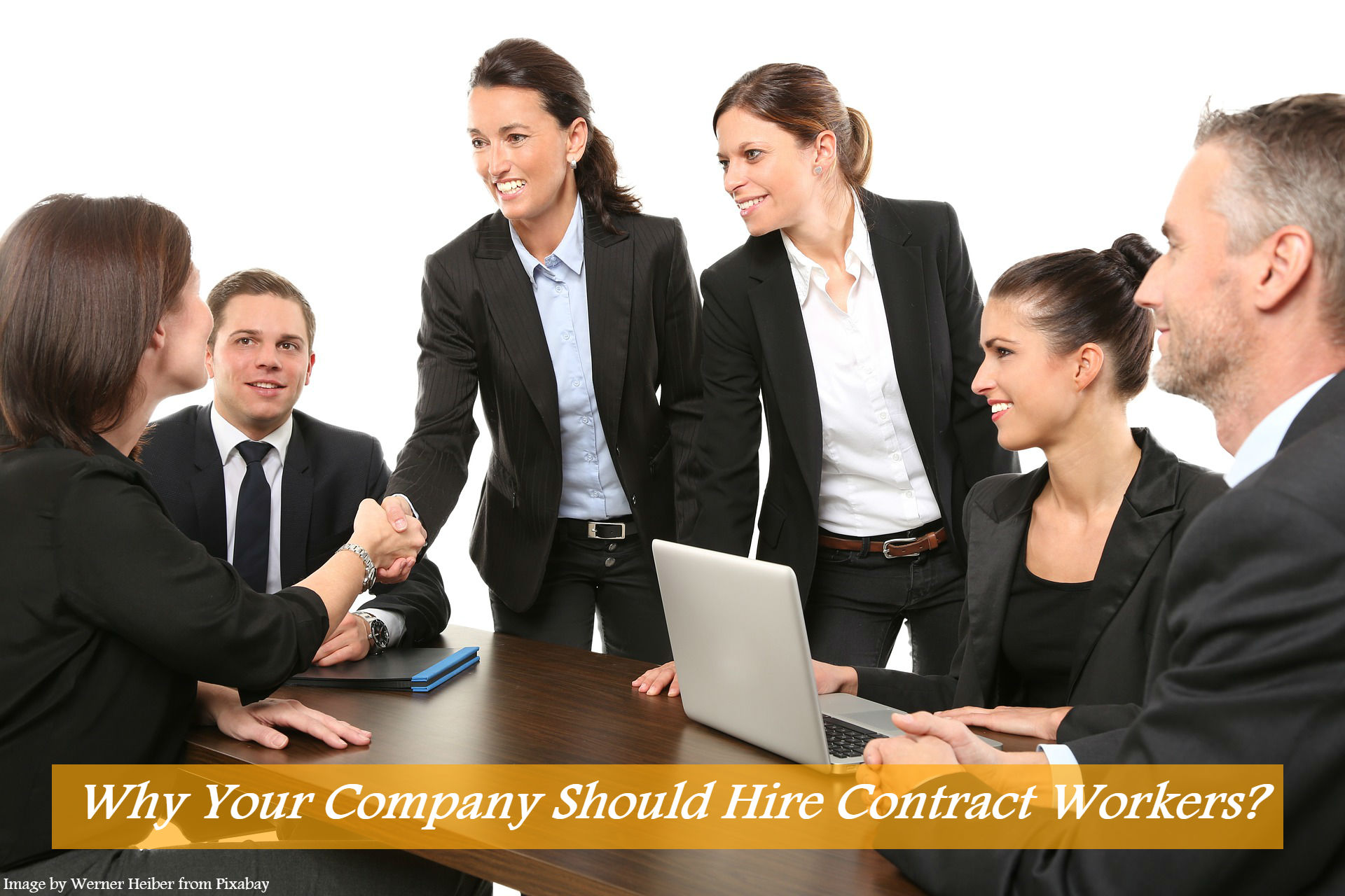 Contract Staffing Services Agency